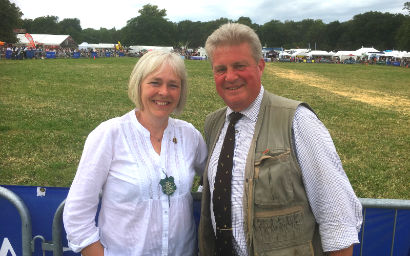 The Cotswold Show in Review by Davey Law in Cirencester