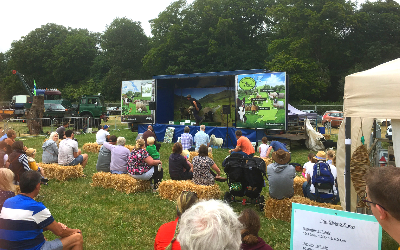 The Cotswold Show in Review